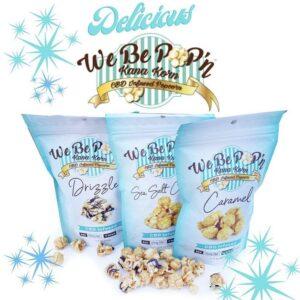 Kana Korn Line of CBD Infused Popcorn