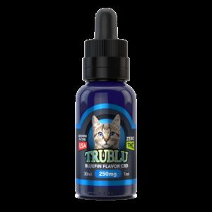 Trublu Bacon Flavored CBD Oil for Cats 250mg