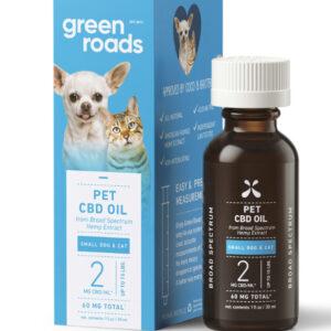 Green Roads Pet CBD Oil